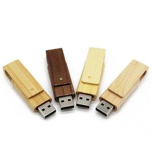 Image 2 - BiNFUL unidad flash USB con logotipo personalizado, 64gb, 4gb, 8gb, 16gb, 32gb, lápiz usb de madera de arce