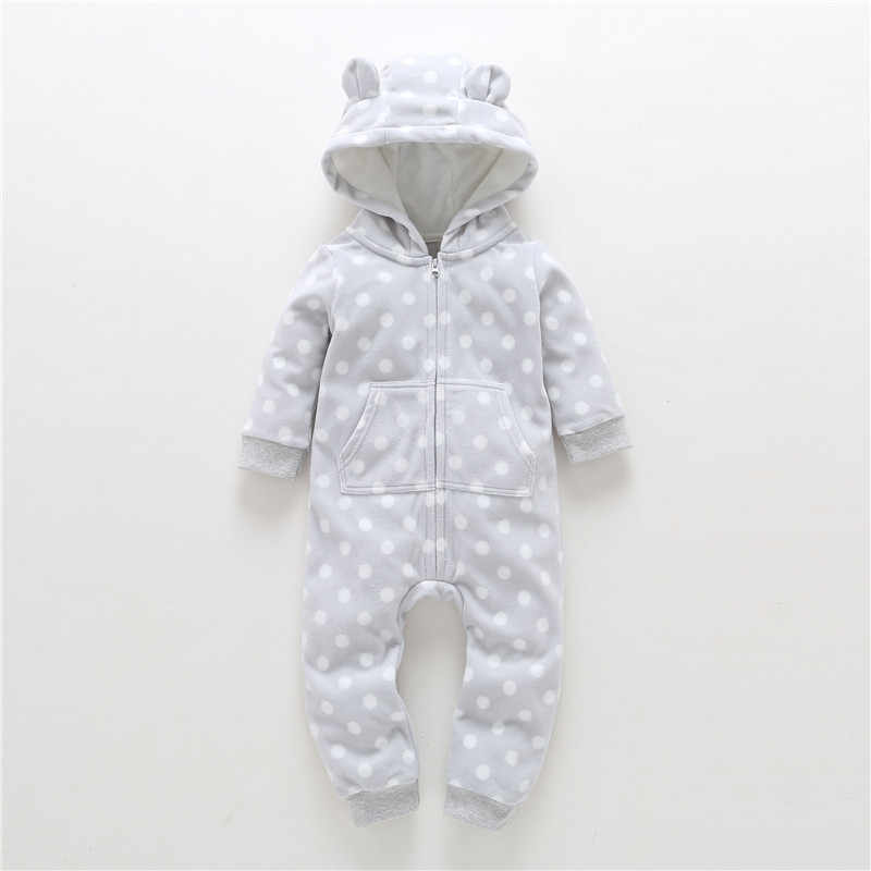 d5c778a65 Detail Feedback Questions about 2019 New LimitedUnisex Print Full O neck  Autumn Winter Baby Clothes Boy Overalls Newborn One Piece Romper Girl on ...