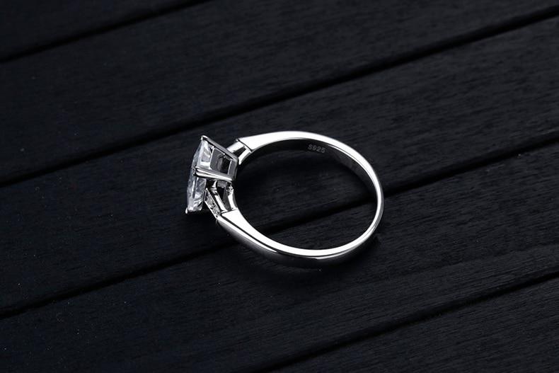 e3f8b275abca INZATT Real 925 plata esterlina gótico Totem patrón calado anillo para  mujer redondo cuadrado estilos accesorios de joyería de moda