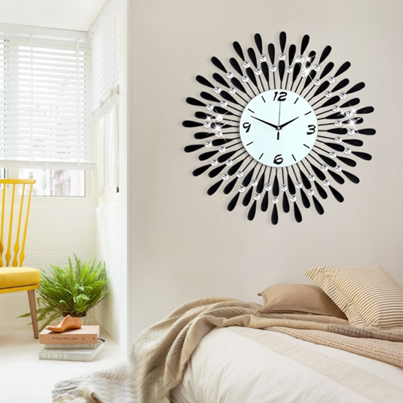 Relojes de pared modernos para salon - Reloj de pared moderno ...