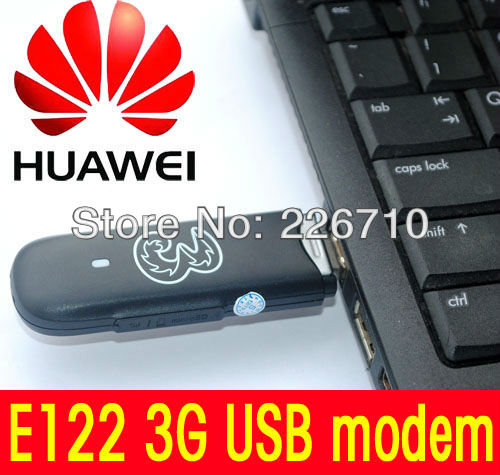 UNLOCKED HUAWEI E122 Mobile Broadband <font><b>3G</b></font> WCDMA <font><b>GSM</b></font> UMTS HSDPA EDGE <font><b>Modem</b></font> USB STICK <font><b>3G</b></font> Dongle surpass E172 173 E180 E153 image