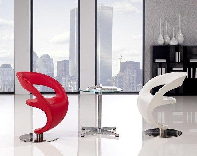 Luxe woonkamer stoel Hotel Presidentiële Suite Kruk rood groen wit ...
