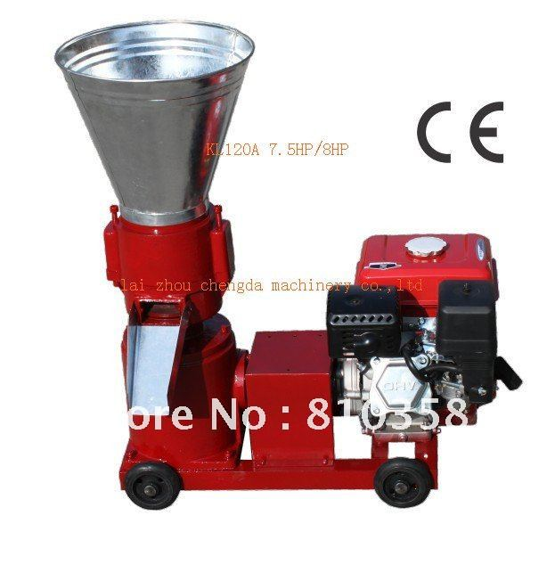 Small Pellet Mill For Your Family Use