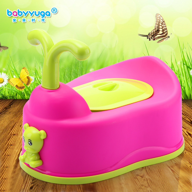Potty Baby Portable Child Toilet Seat Training Travel Urinal Kids Potties