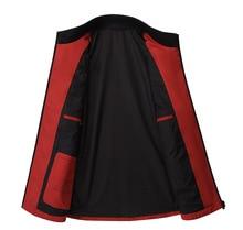 Модная куртка Для мужчин ветровка Водонепроницаемый куртки Для мужчин s Куртки Куртка Повседневное пальто