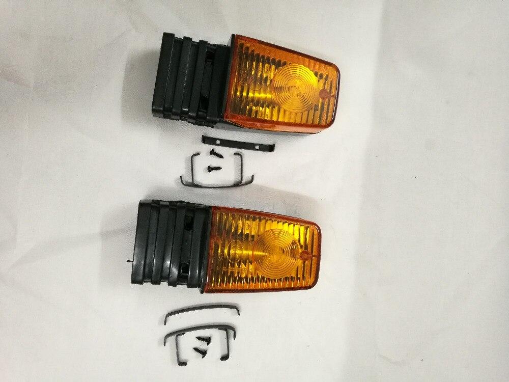 NOVO WY125-Stari pokazivač smjera (s gumom i - Svjetla automobila - Foto 2