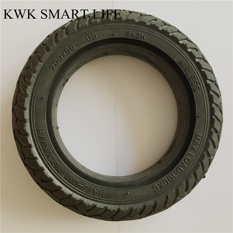 Speedway mini 3/mini 4 rear tire 8 inch Solid Tire for Electric Scooter Speedway Mini 3