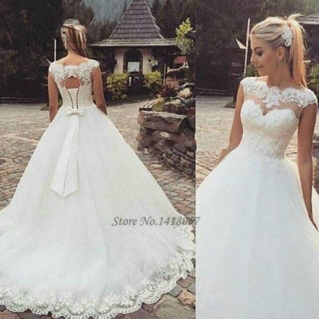 Western Vintage Wedding Dresses