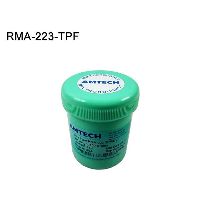 The original RMA-223-TPF help solder paste solder flux welding paste 100g for bga rework station original kingbo rma 218 bga solder flux paste solder 100g for bga rework station use