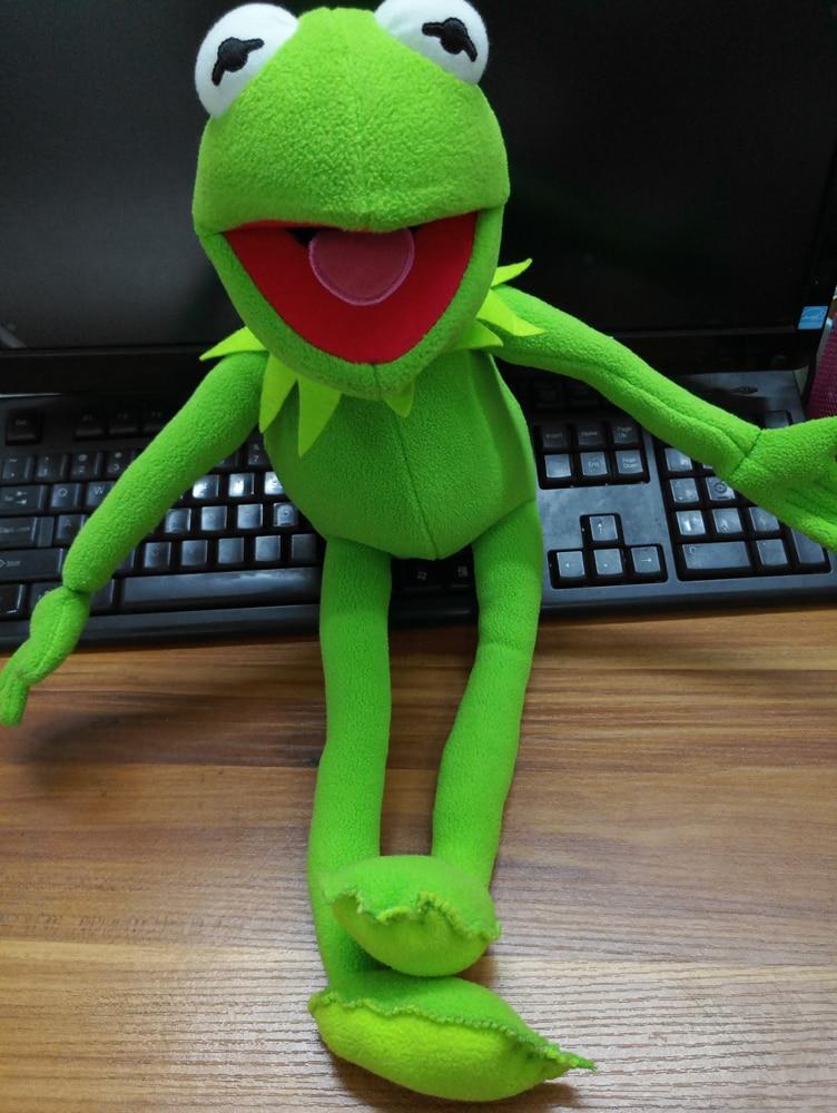 kermit sesame kermit the frog stuffed plush new