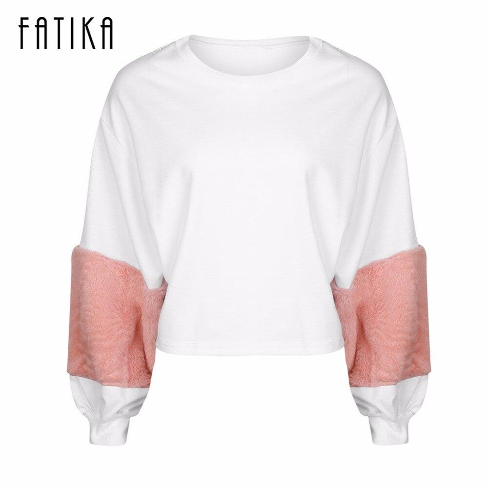 FATIKA 2017 Autumn Winter Fashion Women s