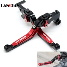 Motorcycle cnc Extendable Handle Brake Clutch Levers  FOR SUZUKI B-KING 2008-2011 for