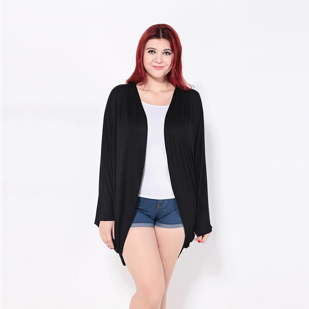Kissmilk 2017 Plus Size Summer Women Loose Big Size Kimono ...