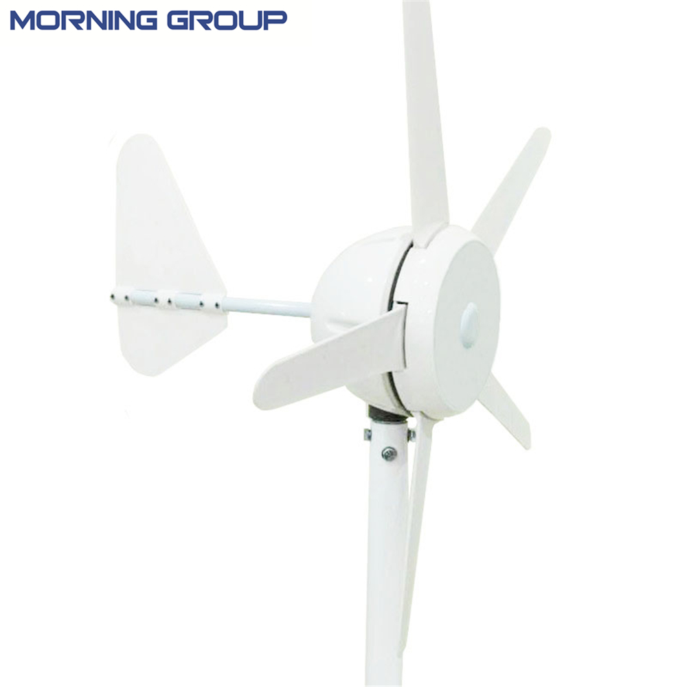 M-300-L Windmill 5 Blades Wind Generator DC 12V/24V Lithium Battery Controller For Wind Energy System Of Free Shipping free shipping 600w wind grid tie inverter with lcd data for 12v 24v ac wind turbine 90 260vac no need controller and battery