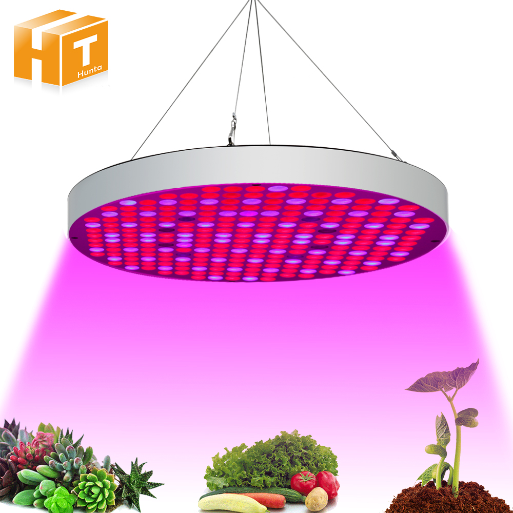 Growing Lamps LED Grow Light 25W 45W 50W AC85-265V Full Spectrum Plant Lighting For Plants Flowers Seedling Cultivation.