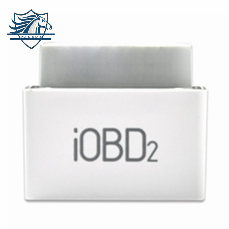 Hot Sale XTOOL iOBD2 Bluetooth adapter For BMW IOS OBDII/EOBDII BT Code Reader by Bluetooth Free Shipping