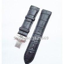 Nueva alta calidad de plata mariposa hebilla negro correa de piel genuina cinturones para T035 hombre