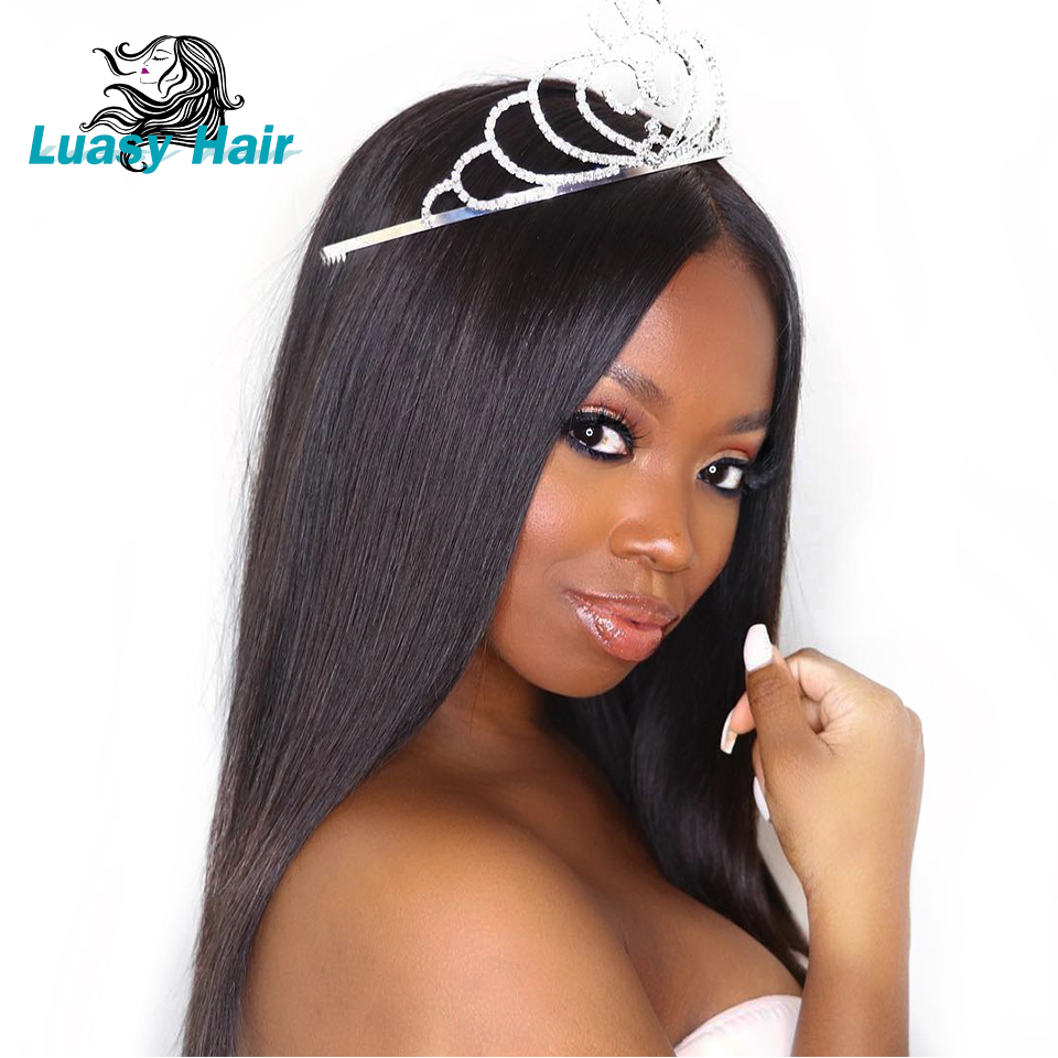 13 4 Lace Front Human Hair Wigs For Black Women With Baby Hair Pre Plucked Bleached