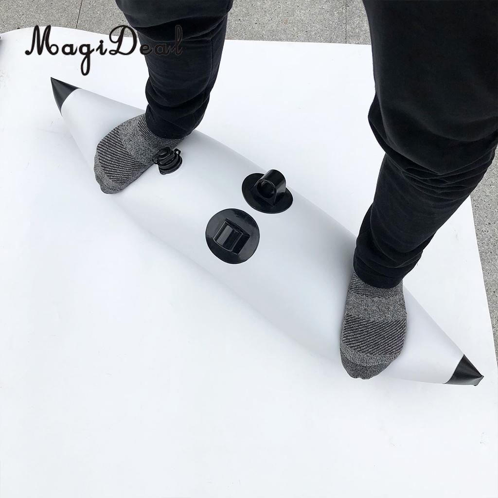 MagiDeal PVC Қанау Балық аулаушы SUP Жаңа - Су спорт түрлері - фото 5