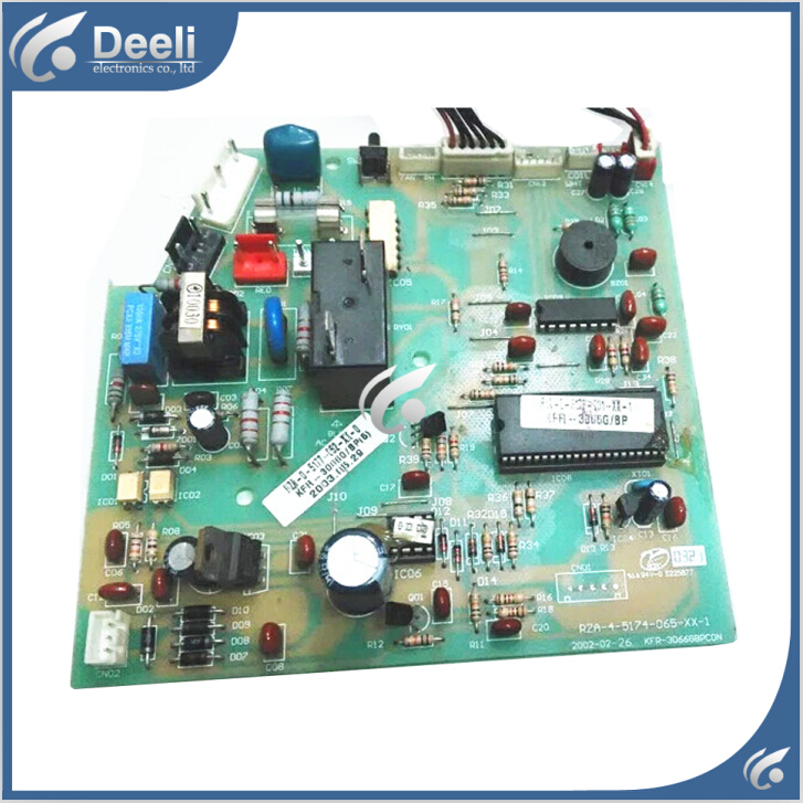 95% new good working for Hisense air conditioning Computer board KFR-3066G/BP RZA-4-5174-065-XX-1 board good working