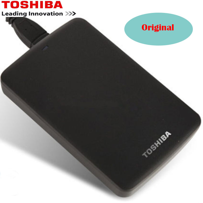 Toshiba disque dur Portable 1 to 2 to 3 to HDD disque dur externe 1 to Disco Duro HD Externo USB3.0 HDD 2.5 disque dur livraison gratuite - 5