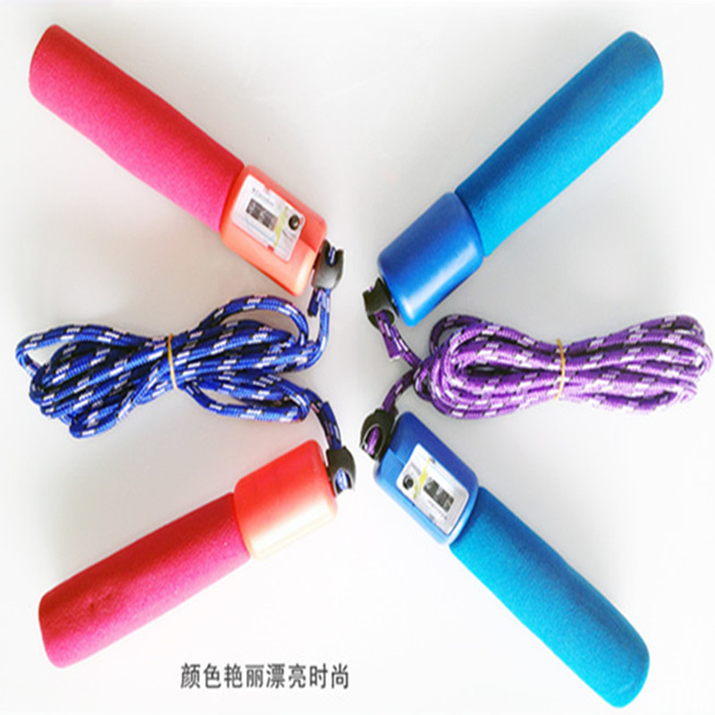 Counting Rope exam professional exam for students skipping rope skipping adult fitness