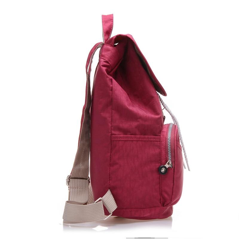 New Arrive Fashion Casual Waterproof Nylon Backpack Bag #2