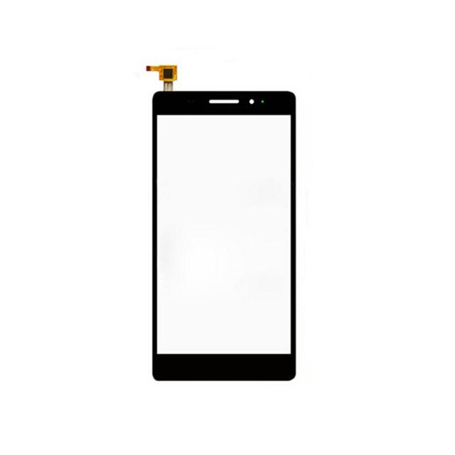 Para Highscreen Pá Smartphone Tela Sensível Ao Toque de 5.5 ''Tela New Black White Substituição Do Painel de Toque Digitador Sensor de Vidro