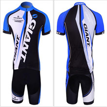2016 Cycling Jersey Team Giant Bicycle Sports Clothes Short Maillot Ropa Ciclismo MTB Bike Cycling Clothing Mens