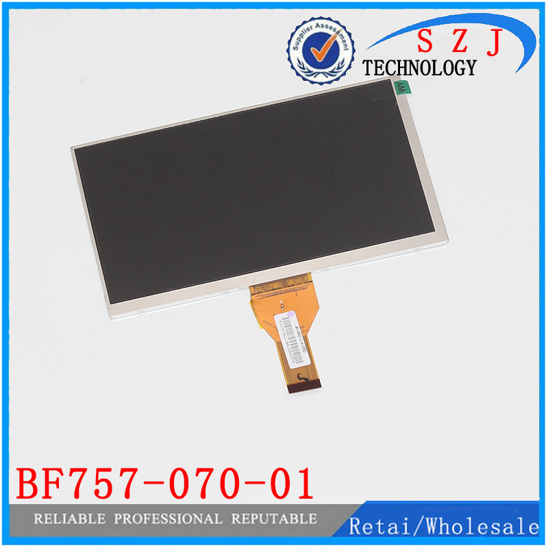 New 7'' inch LCD Display Matrix Irbis TX69 TABLET BF757-070-01 WY070ML757CP21B TFT LCD Screen Panel replacement Free Shipping 8inch lcd display matrix for irbis tz81l tablet tft lcd screen panel lens replacement free shipping