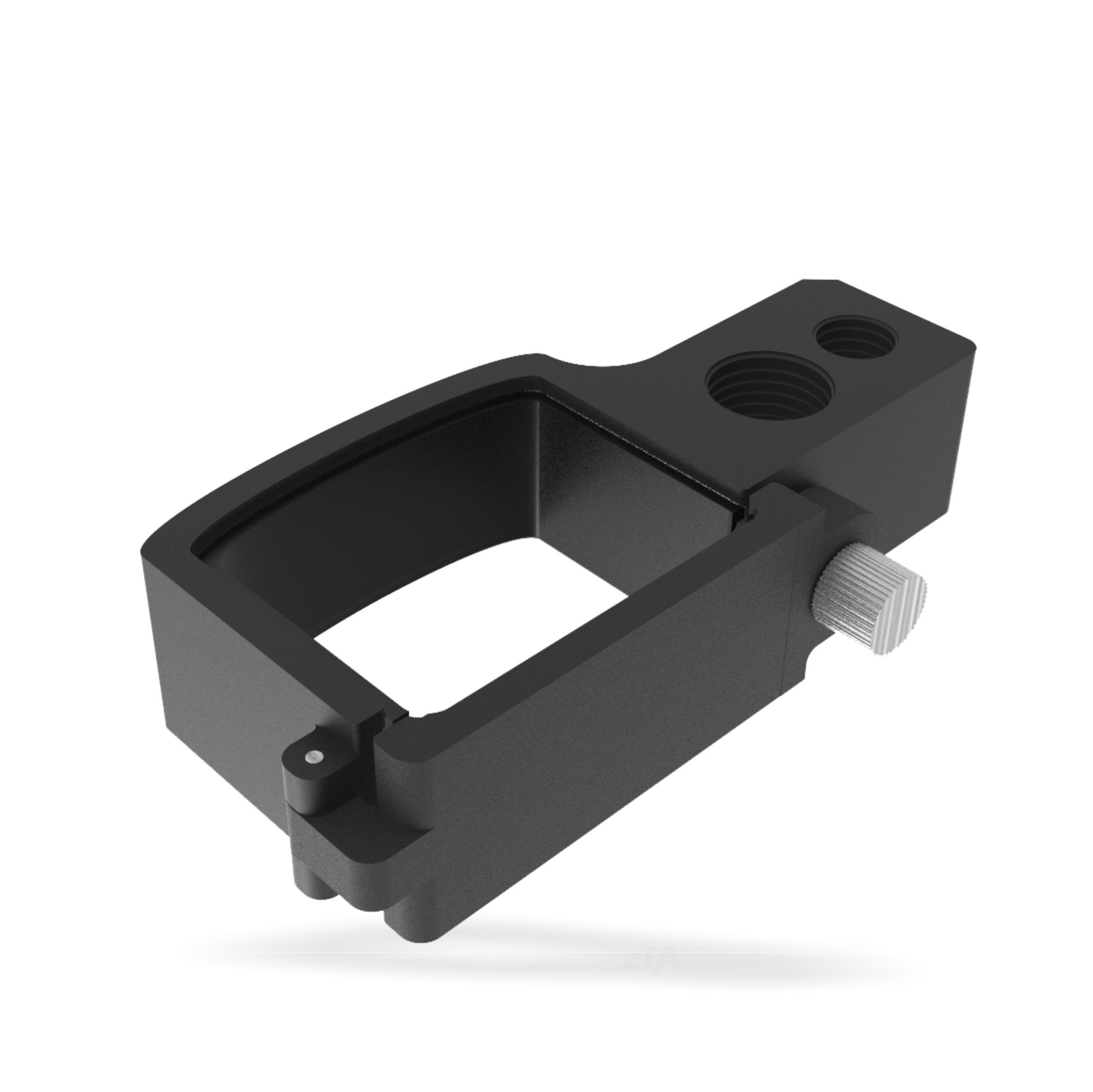 Quick-release DJI Osmo Pocket Gimbal Camera CNC Extension Module Connection DJI OSMO POCKET Expansion Adapter block Accessories 5