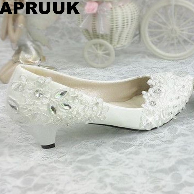 Fashion new coming women wedding shoes spring autumn fall comfortable med low high heels rhinestones silver lace bridal shoes siketu 2017 free shipping spring and autumn high heels shoes fashion women shoes wedding shoes sex wild pumps g427