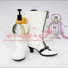 Digimon Adventure Angewomon Cosplay Shoes botas Custom Made(China)
