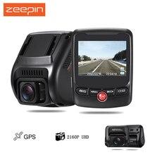 Zeepin t690c двойной Камера автомобиля регистраторы Новатэк 2160 P 170 градусов 2.31 дюймов вождение автомобиля Регистраторы с GPS/ сзади Камера