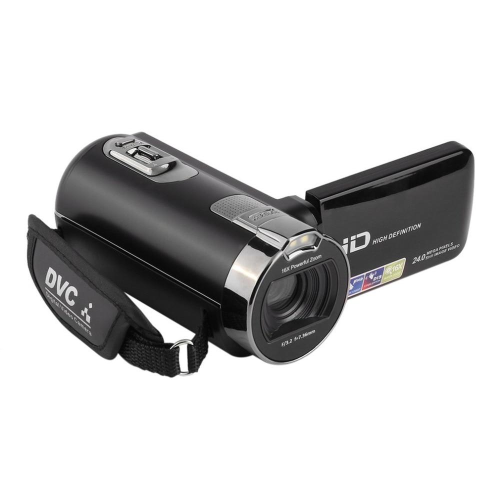 Caméra vidéo numérique Full HD 1920x1080 P 24MP 2.7