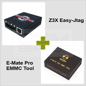 Easy Jtag Z3x EasyJtag z3x JTAG PRO with Emmc adapter and EMATE PRO