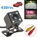 5pcs 420 TV Lines Night Vision Camera 170 Degrees Wide Angle Lens for All Cars
