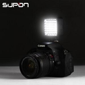 Image 5 - Godox LED 36 Photographic Lighting LED Light Lamp  for Digital Camera Camcorder DV DSRL Mini DVR 5500 6500K CCT