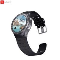 S99A 3G Smart Watch Android 5.1 MTK6580 Intelligent Montre-Bracelet 512 MB RAM 8 GB ROM 5MP Appareil Photo GPS WiFi Bluetooth V4.0 Smartwatch Téléphone
