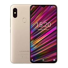 "UMIDIGI F1 6.3"" Waterdrop FHD+ Display Helio P60 Android 9.0 4GB RAM 128GB ROM 5150mAh 18W Fast Charge Smartphone NFC 16MP Phone(China)"