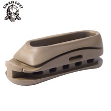 SINAIRSOFT Airsoft Sports Element OT0401 AK47 BUTT Stock Rubber Recoil Pad Hunting Accessories Black Dark Earth