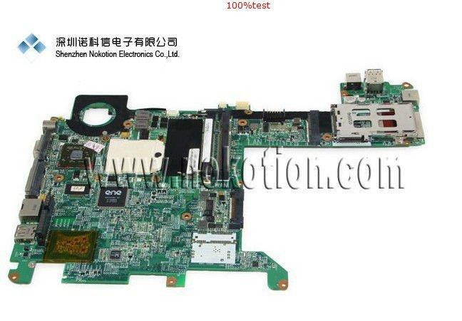 NOKOTION 441097-001 LAPTOP MOTHERBOARD for HP TX1000 TX1200 TX1400  DDR2 Update NF-G6150-N-A2 laptop motherboard for hp tx1000 441097 001 100% tested good