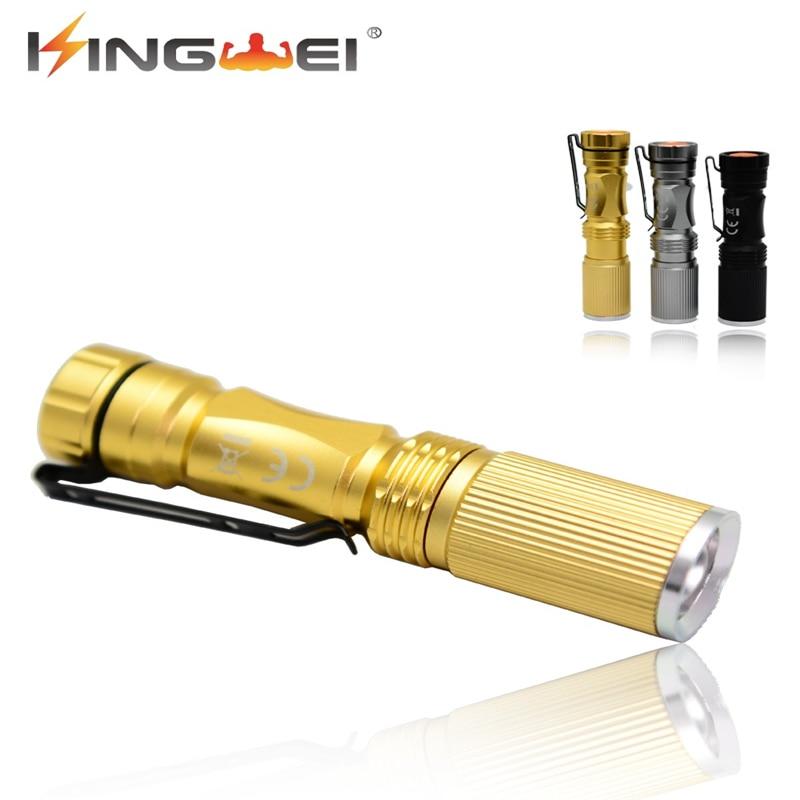 ᗕCree T6 1800 lúmenes cree LED linterna zoomable cree LED linterna ...
