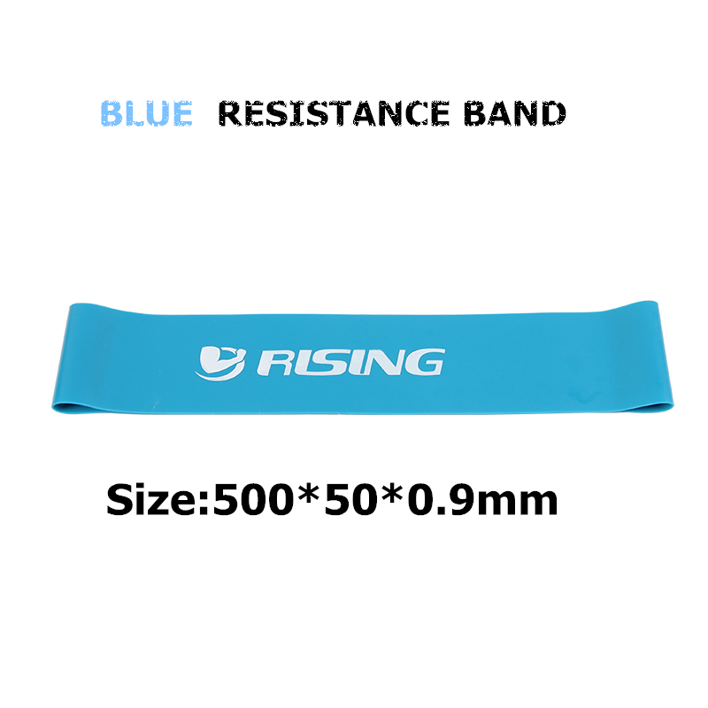 Set of 3 Fitness Equipment Natural Latex Resistance Bands Exercise Loop Rope Bodybulding Exercise Yoga Exercise in Resistance Bands from Sports Entertainment