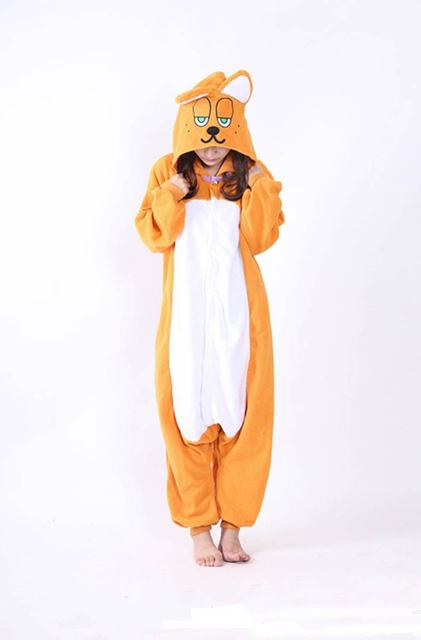 Nowe Garfield Kot Onesie Dorosłych Piżamy Unisex Piżama Homewear