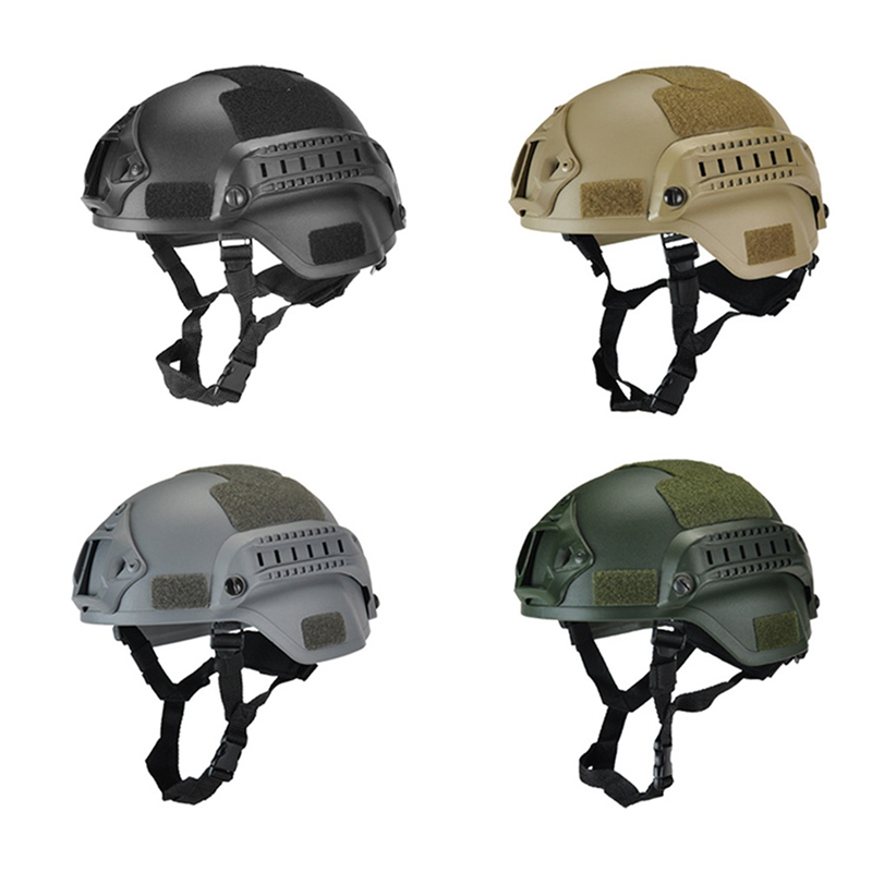 Military MICH2000 Tactical Helmet Airsoft Gear Paintball Head Protector Mobile Tactical Helmet lightweight hunting tactical helmet airsoft gear crashworthy head protector helmets for cs paintball game camping