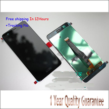 Best quality original guarantee For HUAWEI NOVA LCD display+Touch screen Panel Digitizer with frame in stock!