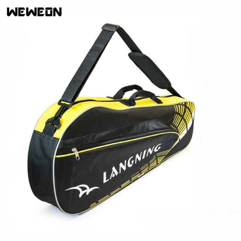 High Quality Gym sports Bag Women&Men Tennis Racket Backpack Carry/Hand Badminton Shoulder Bag