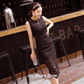 yomrzl A039 2016 new arrival summer sexy lace women's dresses one piece cut out dress vocation clothes beachwear