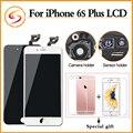Grade aaa +++ para iphone 6 s plus lcd 3d com força de contato Montagem Digitador Da tela de Display de 5.5 Polegada No Dead Pixel Frete Grátis